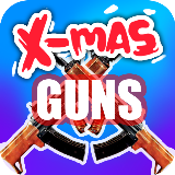 Christmas Guns Shoot Simulator