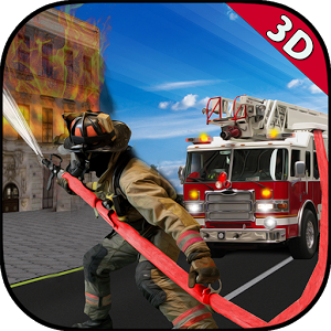 Firefighter Truck Simulation