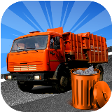 Garbage Truck Offroad 3D