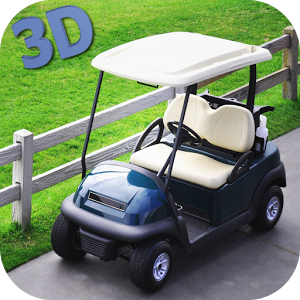 Golf Cart Parking Simulator