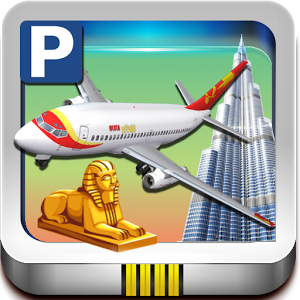 Middle East Airplane Parking
