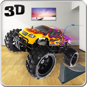 RC Monster Truck Extreme Stunt