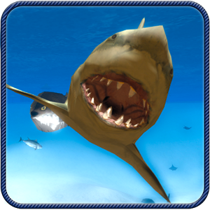 Shark Survival Simulator