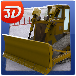 Snow Plow Parking Adventure 3D