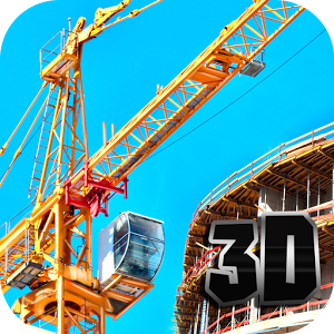 Tower Crane Simulator 3D