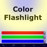 Color Flashlight and Moodlight